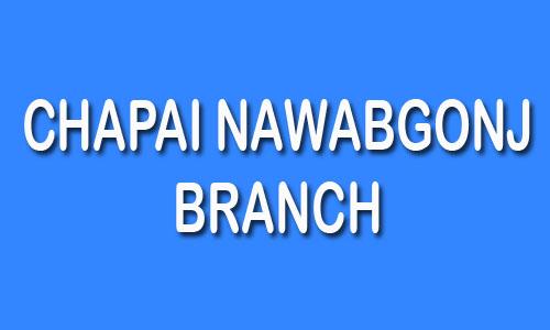 Chapai Nawabgonj Branch