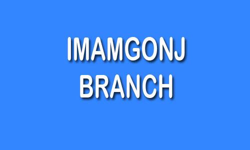 Imamgonj Branch