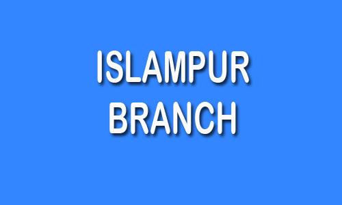 Islampur Branch