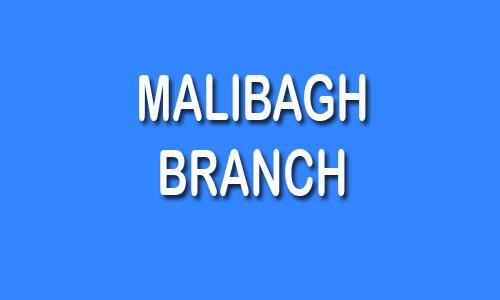 Malibagh Branch