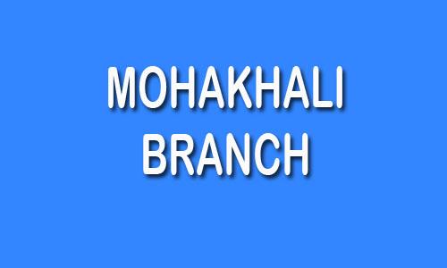 Mohakhali Branch
