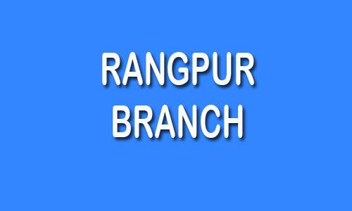 Rangpur Branch
