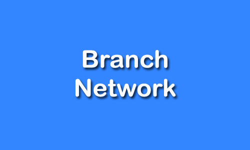 Branch Network of PICL