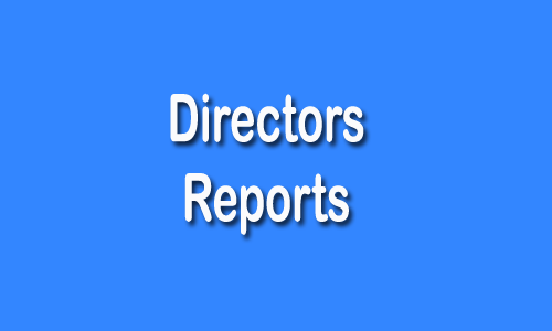 Directors Reports of PICL