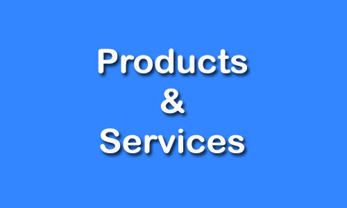 Our Product and Services