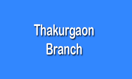 Thakurgaon Branch of PICL